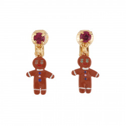 Clip-on Earrings Miniature...