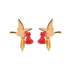 Boucles D'oreilles Clip Boucles D'oreilles Clips Coeur Volant95,00€ AJAT102C/1Les Néréides