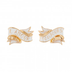 Amour Toujours Stud Earrings