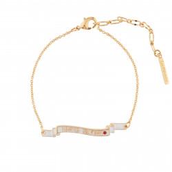 Bracelets Fins Bracelet À Chaine L'amour Toujours