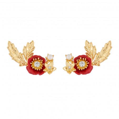 Pas de Deux asymetric earrings