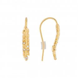 Boucles D'oreilles Pendantes Boucles D'oreilles Hook Épis De Blé70,00€ AJCO111H/1Les Néréides