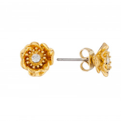 Boucles D'oreilles Tiges Boucles D'oreilles Tige Boutons D'or