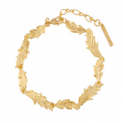 Ears Of Wheat Thin Bracelet