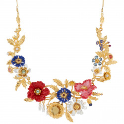 Collar Necklace Pastoral...