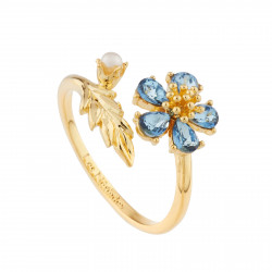 Myosotis Adjustable Ring