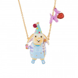 Jeannot The Bunny Necklace