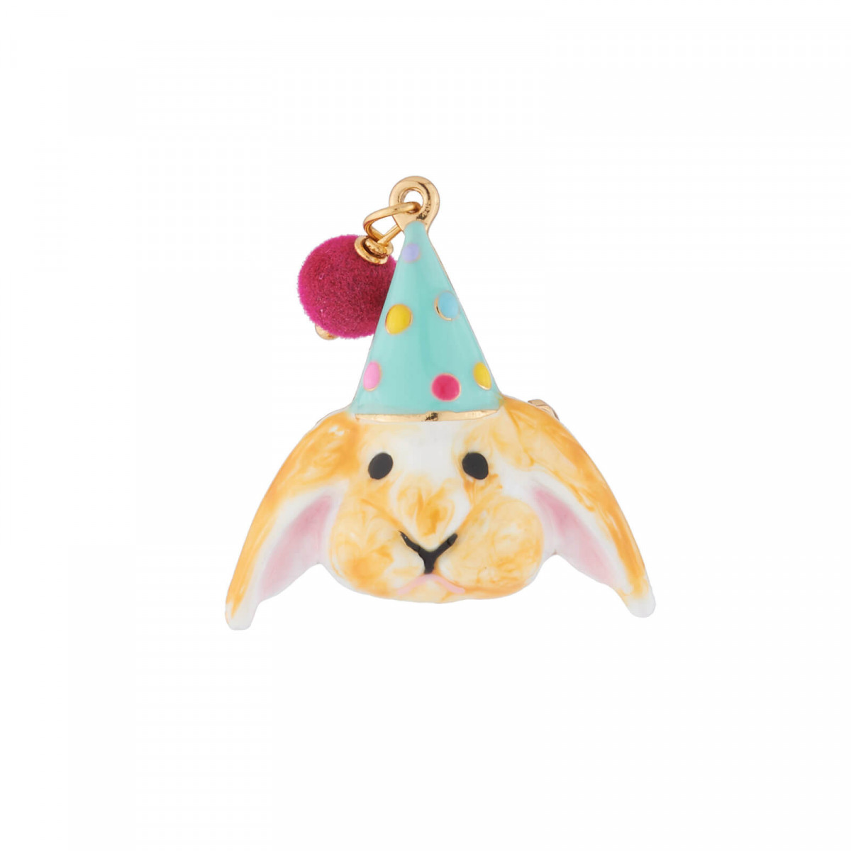 Accessoires Broche Jeannot Lapin