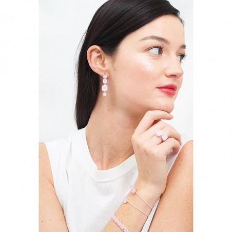 Collier raisin Grappe de Perles