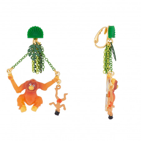 Ballerinas on points earrings