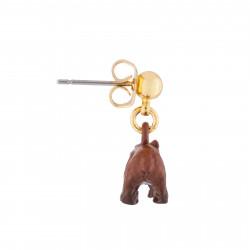 Boucles D'oreilles Boucle D'oreille Tige Baloo30,00€ AJMJ117T/1N2 by Les Néréides