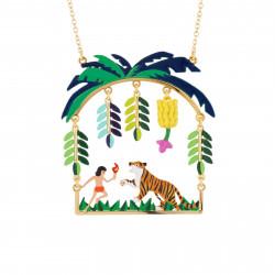 Collar Mowgli Y Shere Khan