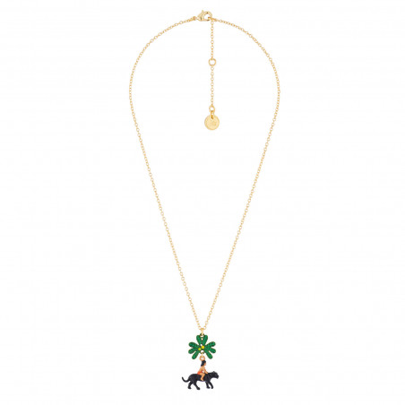 Sincere and lyer Pinocchio long necklace