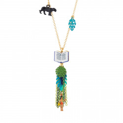 The Jungle Book Long Necklace