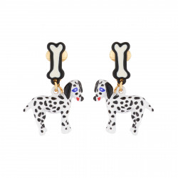 Dalmatian Dog Dangling Clip...