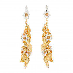 Jasmin Dangling Earrings