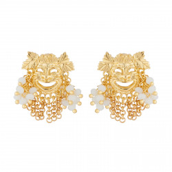 Bacchus Stud Earrings