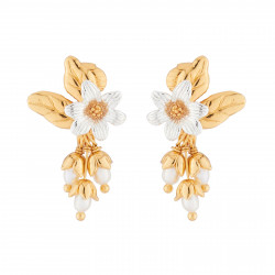 Jasmin Clip-on Earrings