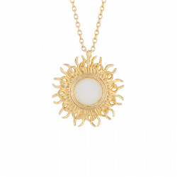 Sun Long Necklace
