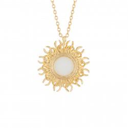 Sun Long Necklace