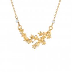 Laurel Leaves Necklace