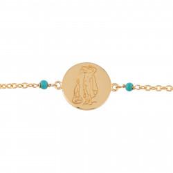 Bracelets Fins Bracelet Signe Astrologique - Bracelet Verseau45,00€ AIBC203/1Les Néréides