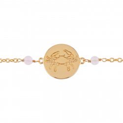 Bracelets Fins Bracelet Signe Astrologique - Bracelet Cancer