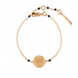 Bracelets Fins Bracelet Signe Astrologique - Bracelet Scorpion