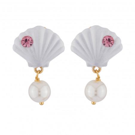 La Diamantine small round earrings