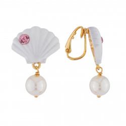Boucles D'oreilles Clip Earrings Sous L'océan