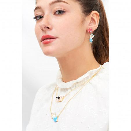 Collier simple La Diamantine