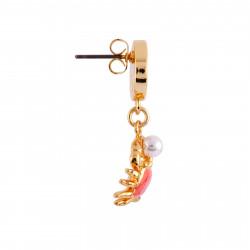 Boucles D'oreilles Boucle D'oreille Petit Crabe (vendue À L'unité)25,00€ AFJS117T/1N2 by Les Néréides