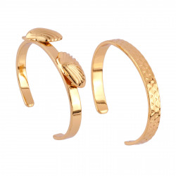 Bracelets Bracelet Mutli Éléments Du Monde Sous-marin75,00€ AFJS203/1N2 by Les Néréides