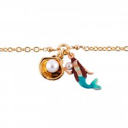 Bracelets Bracelet Petite Sirène Et Coquillage