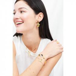 Bracelets Bracelet Charms Lapin Sortant Du Chapeau De Magicien