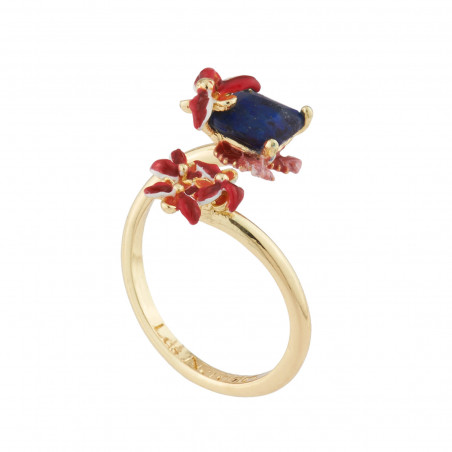 Necklace  Paris mon amour padlock and keys