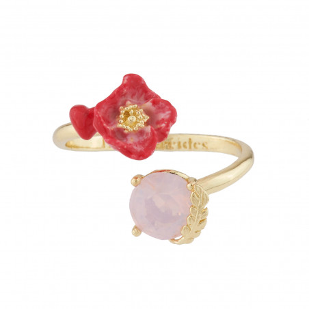 ring Paris mon amourlovers and glass