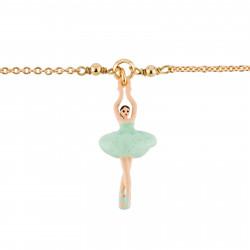 Bracelets Fins Bracelet Mini Ballerine En Tutu Bleu50,00€ AFMDD201/3Les Néréides