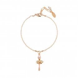 Bracelets Fins Bracelet Mini Ballerine En Tutu Doré50,00€ AFMDD201/4Les Néréides
