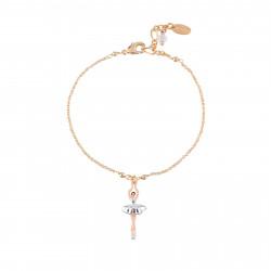 Bracelets Fins Bracelet Mini Ballerine En Tutu Argenté50,00€ AFMDD201/7Les Néréides