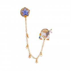 Pin Unicornio Y Estrella