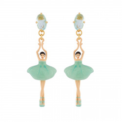 Blue Pas-de-deux Earrings...