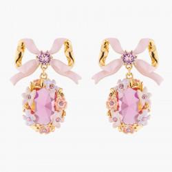 Pink Ribbon And Crystal...