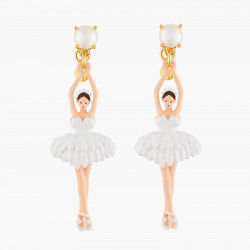 White Ballerina, Pearl And...
