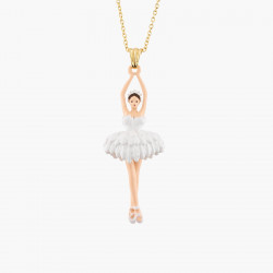 White Ballerina And Feather...