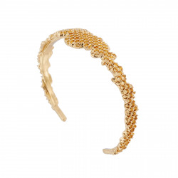 Honey Cells Bangle (l)