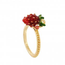Small Strawberry Ring