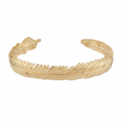 Seagull Feather Bangle