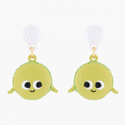 Merry Macaron Stud Earrings