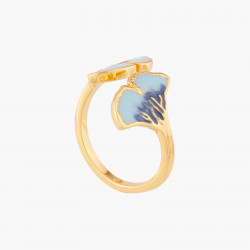 Gingko Adjustable Ring